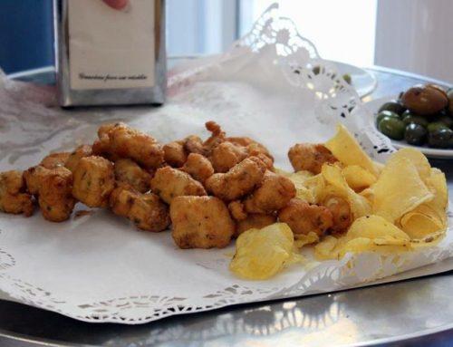 Cucina tipica, la frittura di Siviglia