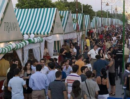 Velà de Santa Ana y Santiago, la festa del barrio di Triana