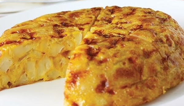 Ricetta della Tortilla di patate, come la fa Mati