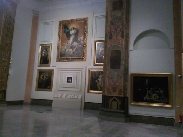 Museo Belle Arti SIviglia