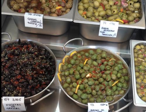 Dove comprare prodotti tipici a Siviglia