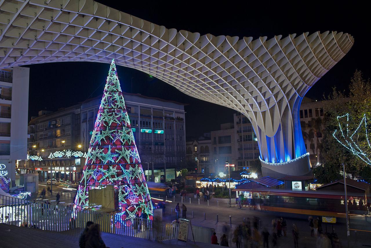 Natale a Siviglia, cosa vedere e fare